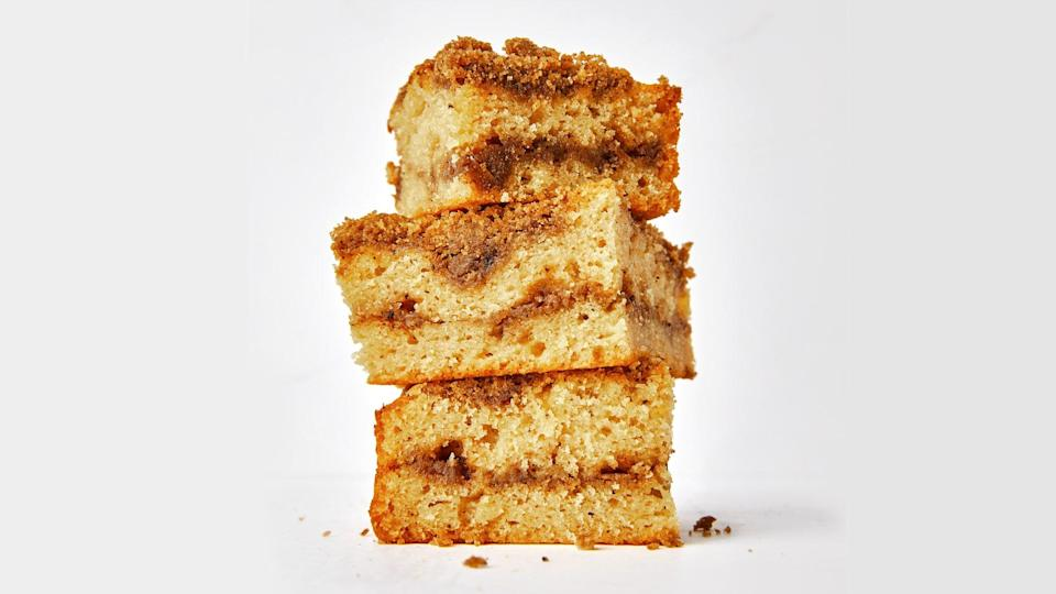 """<a href=""""https://www.bonappetit.com/recipe/chai-cake-with-brown-butter-ghee-streusel?mbid=synd_yahoo_rss"""" rel=""""nofollow noopener"""" target=""""_blank"""" data-ylk=""""slk:See recipe."""" class=""""link rapid-noclick-resp"""">See recipe.</a>"""