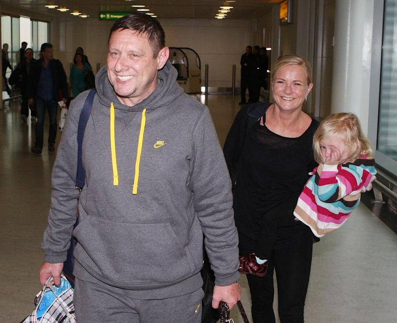 Shaun Ryder, pictured in 2010, has credited his wife and children with helping him to get sober. (PA)