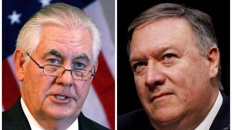 Threat To Iran Deal Grows With Rex Tillerson's Ouster