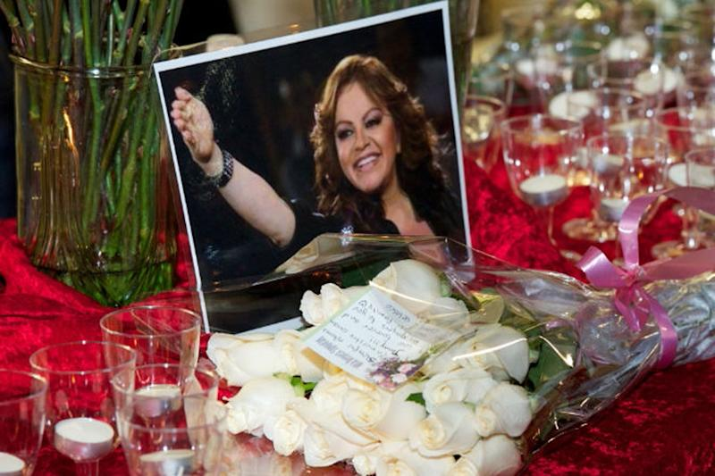 LOS ANGELES, California, E.U.-Death/Deceso-Jenni Rivera.