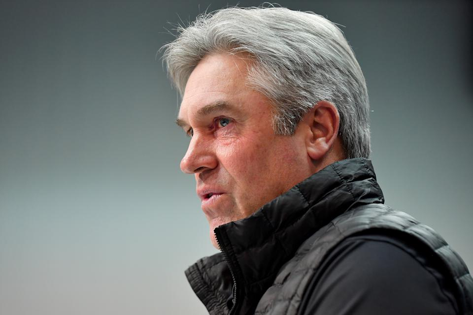 Doug Pederson and the Philadelphia Eagles were among the NFL teams that pulled their coaches off the road for draft scouting amid the coronavirus outbreak. (Photo by Alika Jenner/Getty Images)