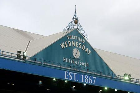 Britain Football Soccer - Sheffield Wednesday v Brighton & Hove Albion - Sky Bet Football League Championship Play-Off Semi Final First Leg - Hillsborough - 13/5/16 General view before the match Mandatory Credit: Action Images / Alan Walter