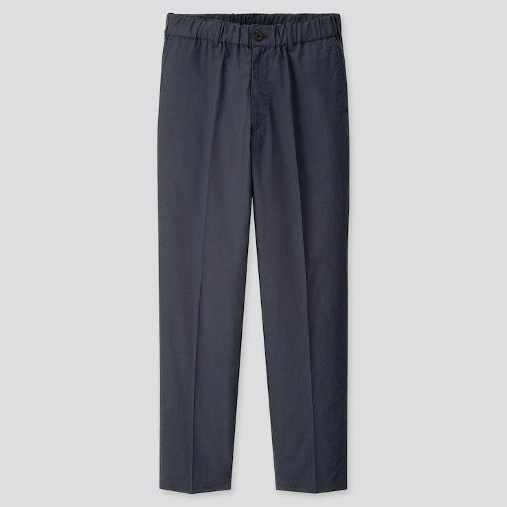 """<p><strong>Uniqlo U</strong></p><p>uniqlo.com</p><p><strong>$29.90</strong></p><p><a href=""""https://go.redirectingat.com?id=74968X1596630&url=https%3A%2F%2Fwww.uniqlo.com%2Fus%2Fen%2Fmen-u-cotton-linen-wide-fit-tapered-pants-425819.html&sref=https%3A%2F%2Fwww.esquire.com%2Fstyle%2Fmens-fashion%2Fg2229%2F10-summer-suits%2F"""" target=""""_blank"""">Buy</a></p><p>Uniqlo U's latest <a href=""""https://www.esquire.com/style/mens-fashion/g31007971/uniqlo-u-spring-summer-2020-collection/"""" target=""""_blank"""">collection</a> is chock full of summertime essentials, including this intentionally boxy cotton/linen suit. The pants are casual enough you can easily wear 'em as separates... </p>"""