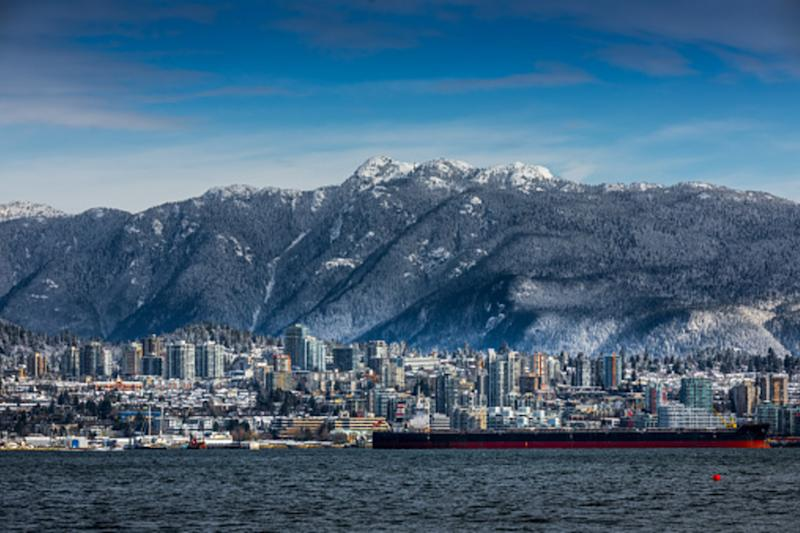 B.C.: South Coast flirts with snow before real cold arrives