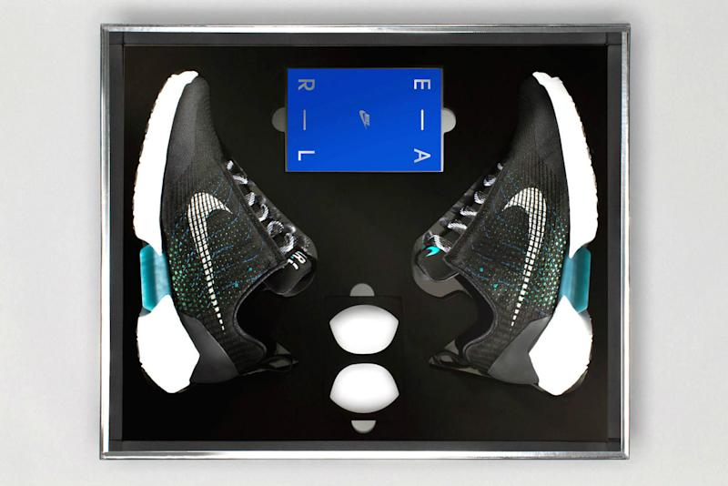 nike hyperadapt go on sale sneakers boxed