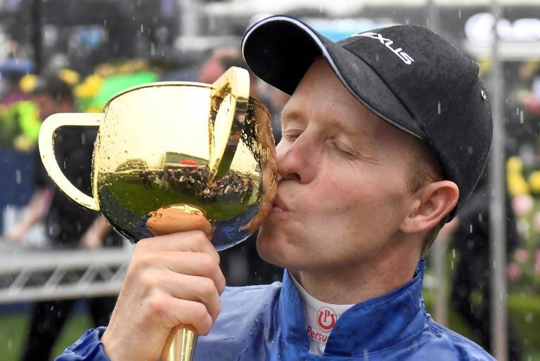 Australian Kerrin McEvoy has ridden three Melbourne Cup winners, the last of which was Cross Counter two years ago