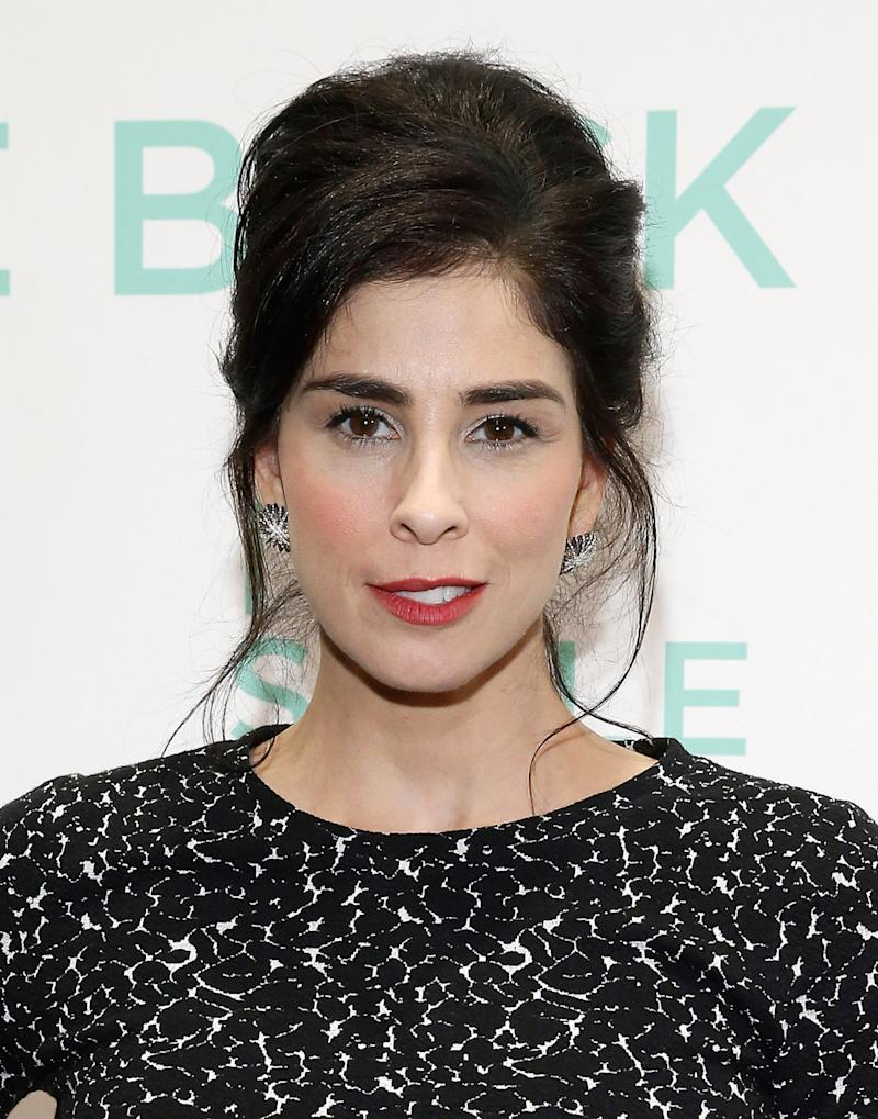 Snapchat Sarah Silverman nude photos 2019