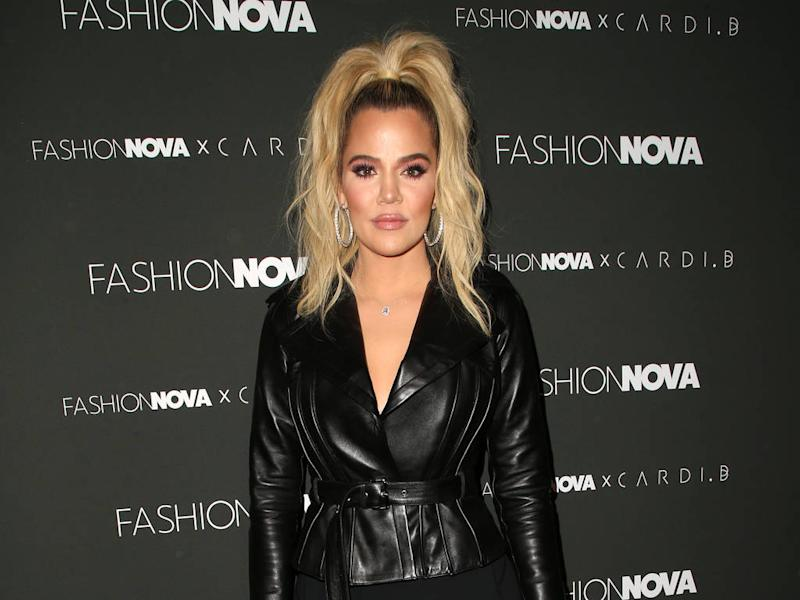 Khloe Kardashian turns off Instagram comments following criticism of her lips