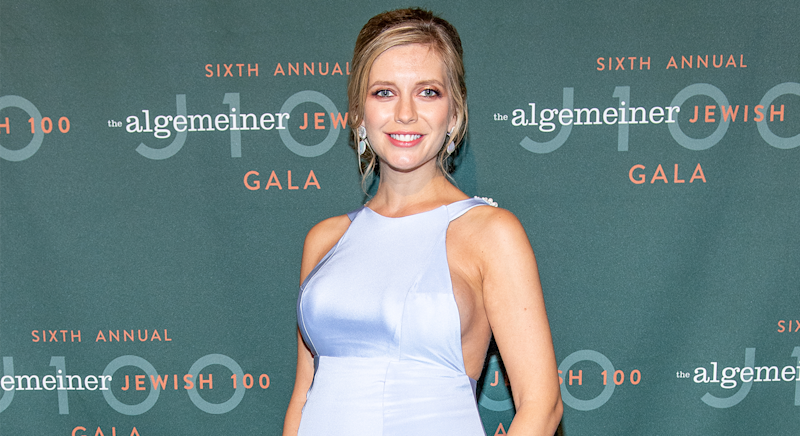 Rachel Riley attends The Algemeiner At J100 Gala in New York [Photo: Getty]