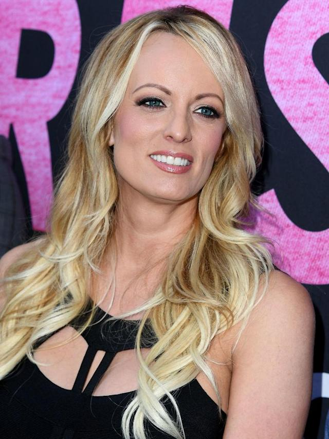 Stormy Daniels has released a new fragrance called 'Truth.' (Photo: Getty Images)