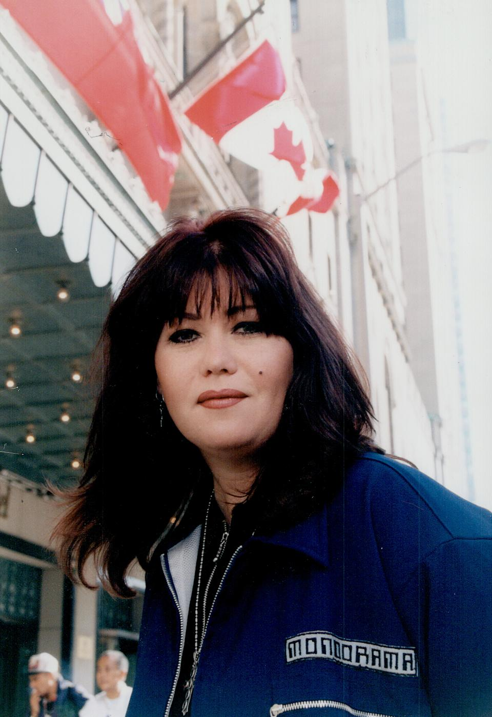 Arden in 1997. Image via Getty Images.