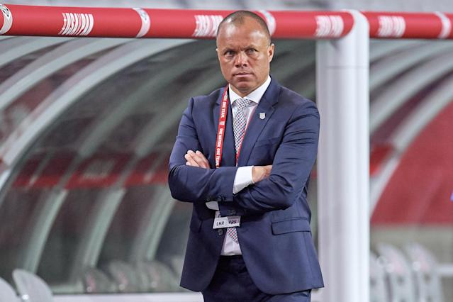 """Earnie Stewart and others in U.S. Soccer have defended the organization's controversial """"Chicago policy."""" (Photo by Robin Alam/Icon Sportswire via Getty Images)"""