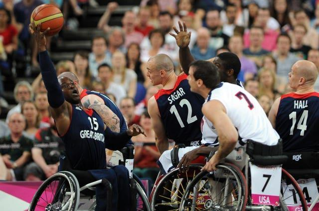 London Paralympic Games – Day 10