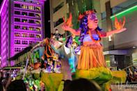 """<p><strong>When</strong>: Feb. 7-25</p> <p>Sorry, New Orleans. This port city along Alabama's Gulf Coast is said to be the birthplace of Mardi Gras in the United States. The story goes that the first <a href=""""https://www.mobile.org/events/mardi-gras/"""" class=""""link rapid-noclick-resp"""" rel=""""nofollow noopener"""" target=""""_blank"""" data-ylk=""""slk:Mardi Gras celebration"""">Mardi Gras celebration</a> happened in 1703, then a man named Joe Cain got it going again after the Civil War by putting on a spur-of-the-moment street parade. Since then, Mobile's Mardi Gras has grown to encompass a festive scene that's also family-friendly. Beginning two-and-a-half weeks before Fat Tuesday, the busy schedule includes a ton of grand parades led by various organizations. And of course, Joe Cain gets his due: Sunday is known as Joe Cain Day, and he gets his own procession!</p>"""
