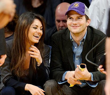"""Ashton Kutcher's Twin Michael Says His Brother and Mila Kunis Were """"Meant to Be"""": It's """"Like Ross and Rachel"""""""