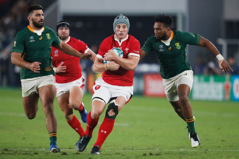 Rugby World Cup - Semi Final - Wales v South Africa
