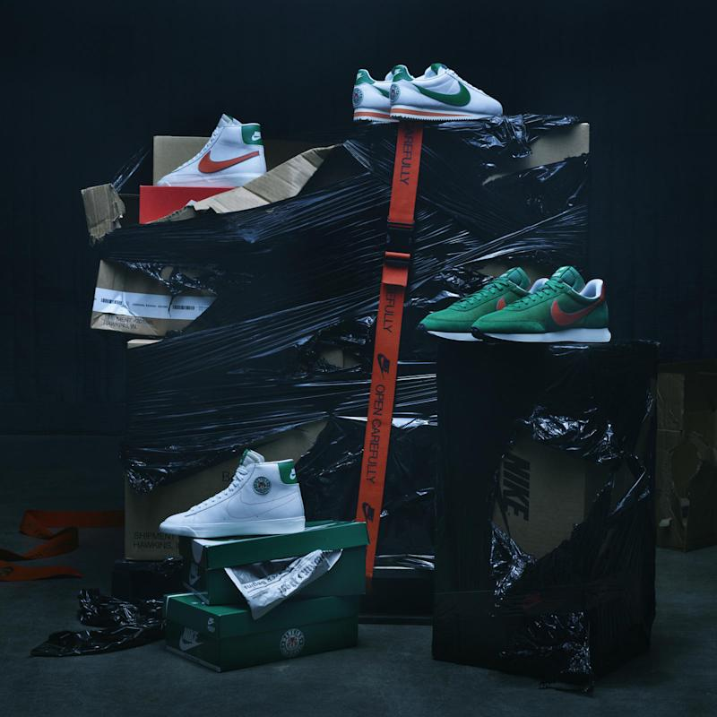 Nike Stranger things sneaker collection —NIKE