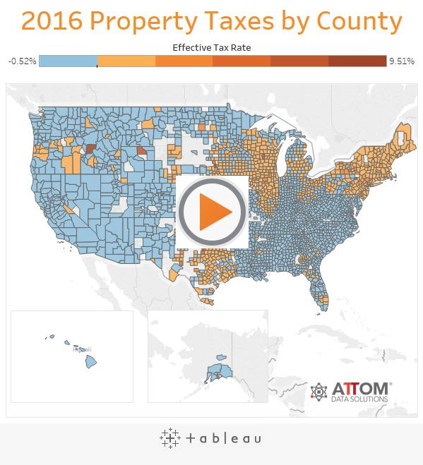 Property Tax Rate Marin County California