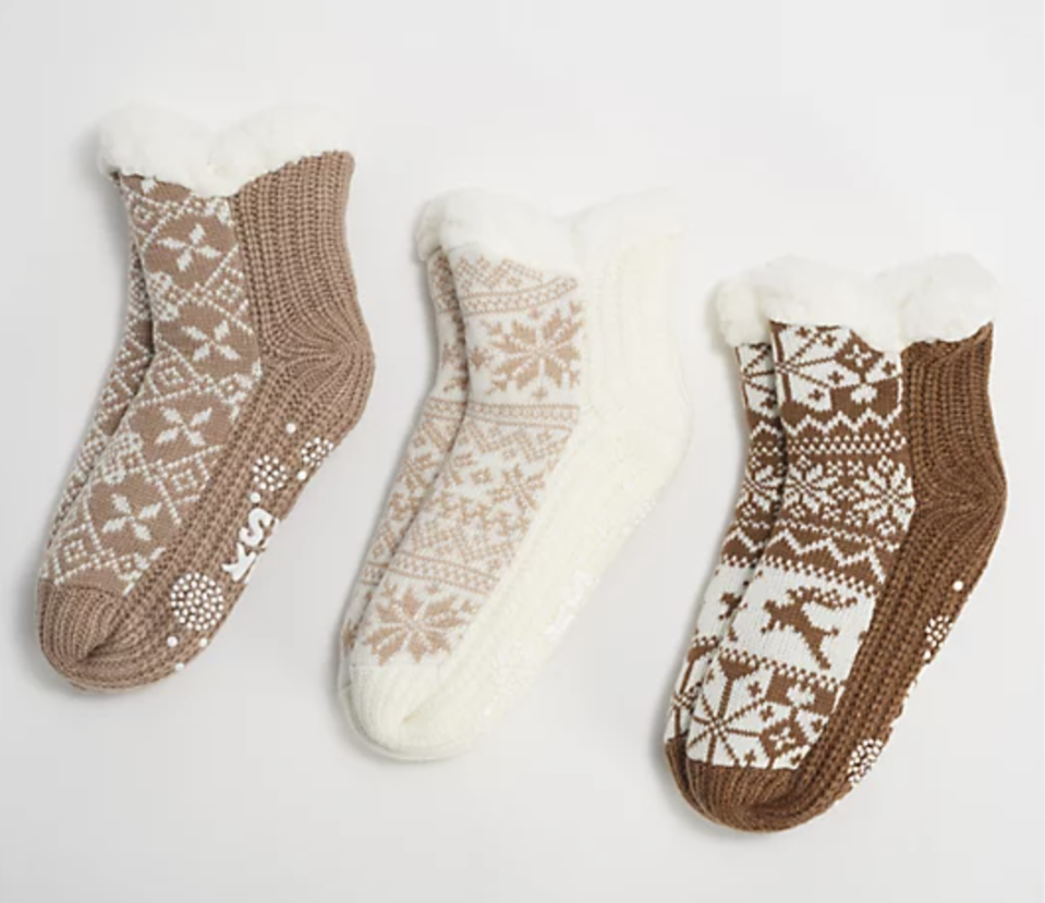Give the set, or divvy up into three stockings. (Photo: QVC)