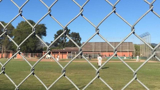 A field of dreams turned into a field for thieves this week, after more than $100,000 worth of equipment was stolen from an Oakland baseball field.
