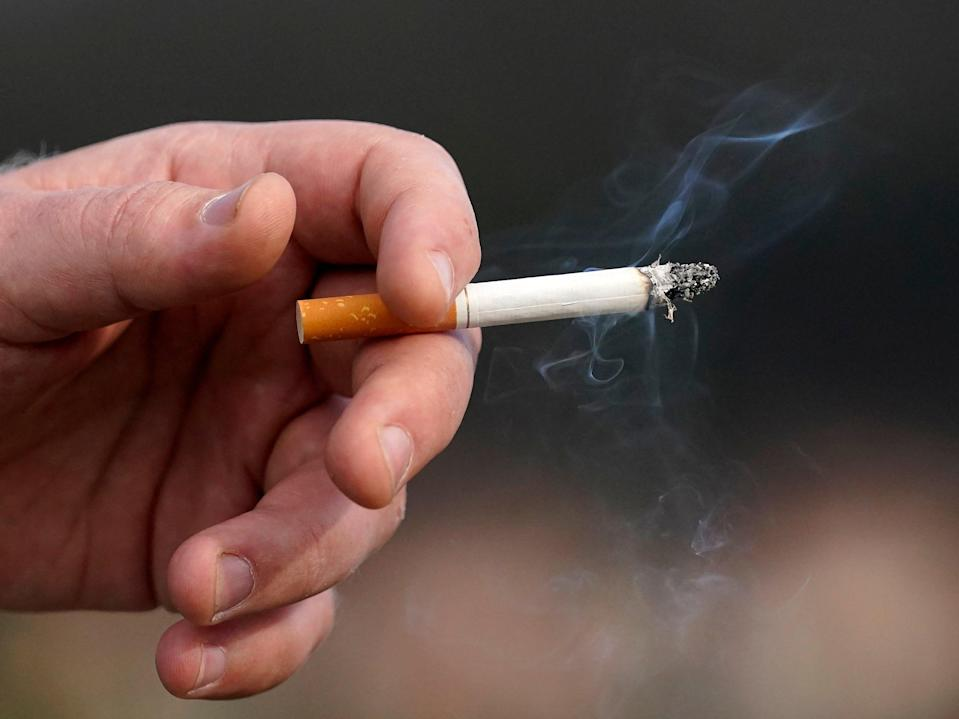 Smoking will soon be banned in San Francisco under new proposals  (AP)