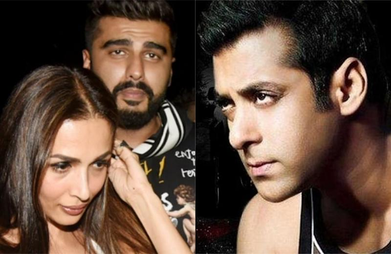 Lovers Malaika Arora And Arjun Kapoor Have Ruined Salman Khan And Boney Kapoor's Friendship? Read Details