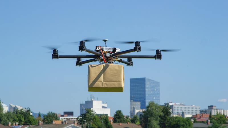 IBM Patents Blockchain to Stop Drones From Stealing Packages