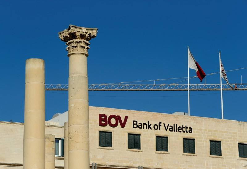 EU lawmakers urge probe into Malta's top bank after ECB flags dirty-money risks