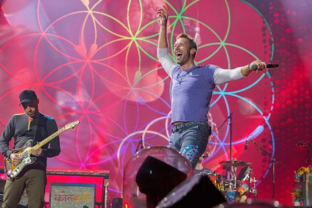 <p>The band's <em>Kaleidoscope</em> EP was nominated for Best Pop Vocal Album, while full-length albums by such artists as Pentatonix, Katy Perry, Demi Lovato, and the Chainsmokers fell short. (Photo: Daniel Knighton/Getty Images) </p>