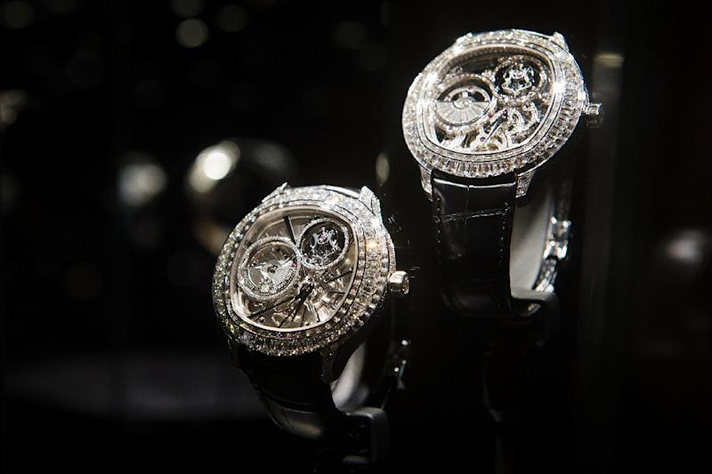 44d51b99258 Swiss company Richemont owns several of the world  39 s leading luxury  brands including