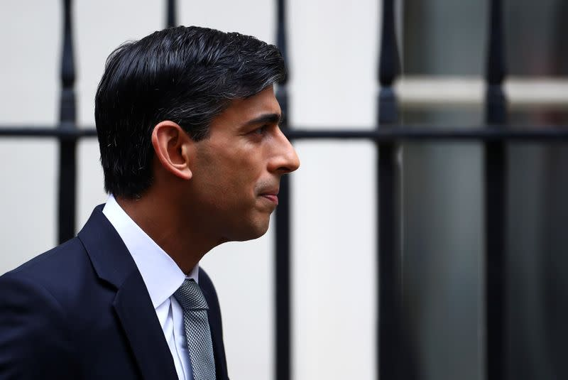 Sunak warns of hardship as he pledges to protect jobs