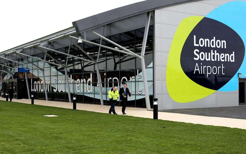 Stobart Group ownsLondon Southend Airport - PA