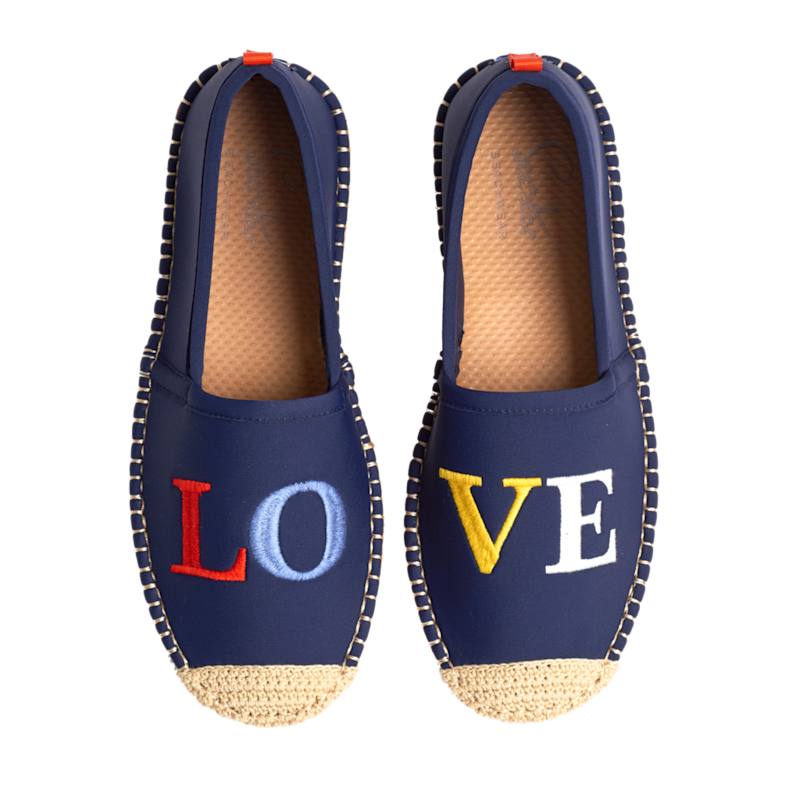 Sea Star LOVE Beachcomber Espadrille
