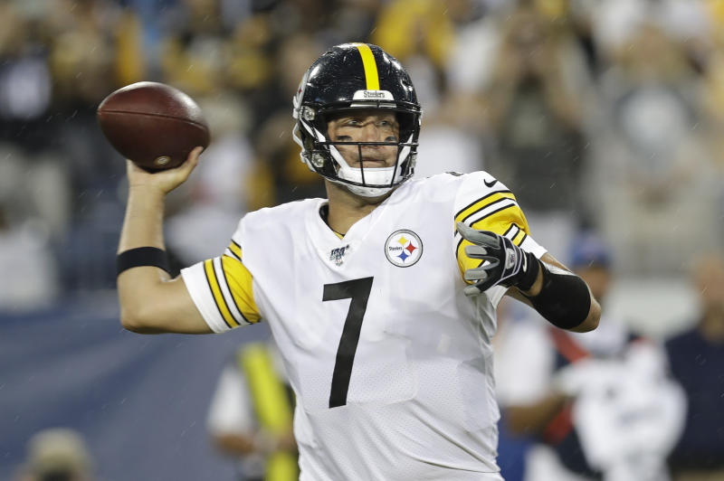 Steelers Offense Searching For Balancing Act In 2019