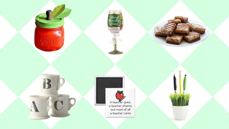 <p>The quest to find the perfect present for your child's teacher can be tough, but there are many items that will brighten a teacher's day. Check out these affordable recommendations that are sure to bring a smile to any educator's face.</p>