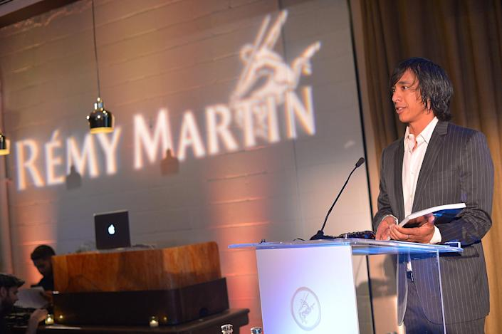 Remy Martin Circle Of Centaurs Los Angeles Event Hosted By jeffstaple; Recognizing Kip Fulbeck, Sonja Rasula And Jorge Valencia (Charley Gallay / Getty Images for Remy Martin file)