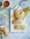 """<p>Start your day with the Mexican classic street food corn tamales that basically serve as breakfast-approved chimichangas (minus the deep-frying). Cinnamon, vanilla and stevia add sweetness to pureed corn held together by husks. To keep the recipe vegan, use vegan butter. </p><p><a class=""""link rapid-noclick-resp"""" href=""""https://www.muydelish.com/sweet-corn-tamales/"""" rel=""""nofollow noopener"""" target=""""_blank"""" data-ylk=""""slk:GET THE RECIPE"""">GET THE RECIPE</a></p><p><em>Per serving: 220 calories, 14 g fat (8 g saturated), 78 mg sodium, 28 g carbs, 3 g fiber, 7 g protein</em></p>"""