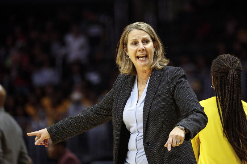 Lynx give coach, GM Cheryl Reeve multiyear extension