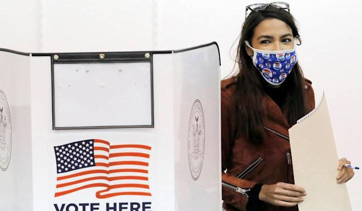 AOC Won't Be Disappointed by 'Incredibly Progressive and Aggressive' Agenda