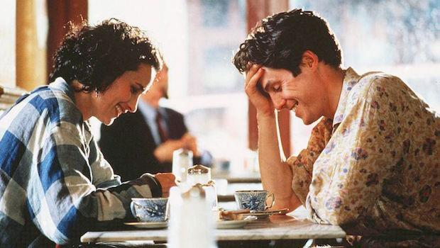 <p> Hugh Grant's bumbling Brit Charles meets suave American Carrie (Andie Macdowell) at a series of social gatherings. They spend the night together, after which Carrie flies home to the U.S. to prepare for her own wedding to rich Scot Sir Hamish Banks (Corin Redgrave). Charles buries his feelings for Carrie and plans to marry his ex, Henrietta (Anna Chancellor). That is, until Carrie turns up at the church... </p> <p> A romcom classic, Four Weddings was the first time all the staple elements of British comedy melded together perfectly; a stellar cast, a cracking script and a slew of hilarious one-liners. </p>