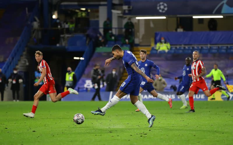 Champions League - Round of 16 Second Leg - Chelsea v Atletico Madrid