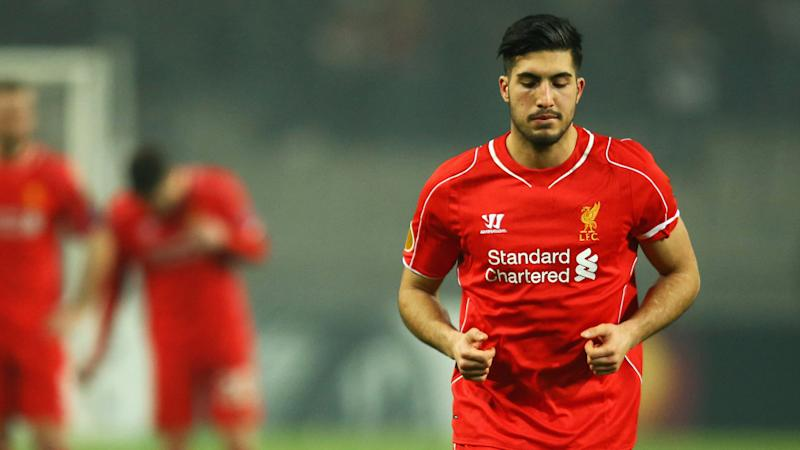 "Liverpool, Emre Can : ""On a été stupides"""