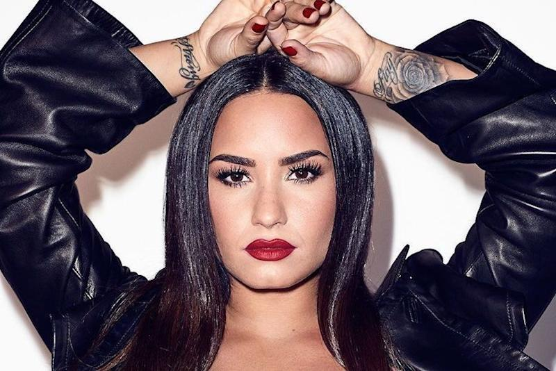 Demi Lovato post rehab