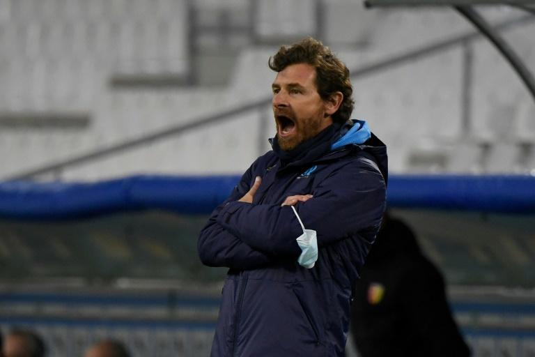 Andre Villas-Boas could be facing the end of his tenure as Marseille coach