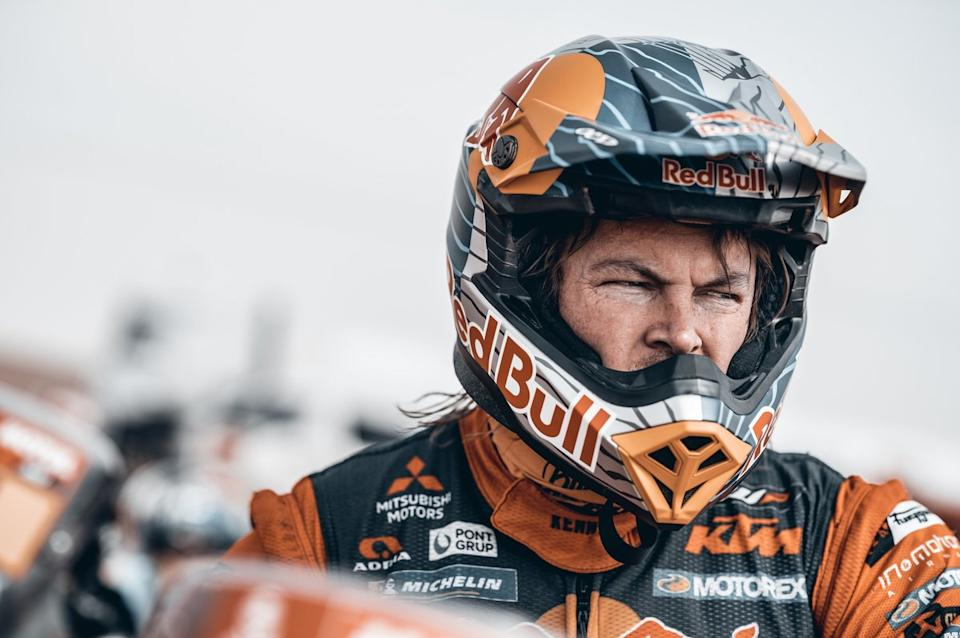 """#3 Red Bull KTM Factory Racing: Toby Price<span class=""""copyright"""">A.S.O.</span>"""