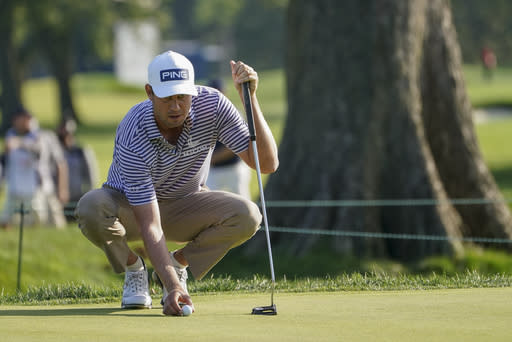 Reed takes the lead as the real US Open gets started