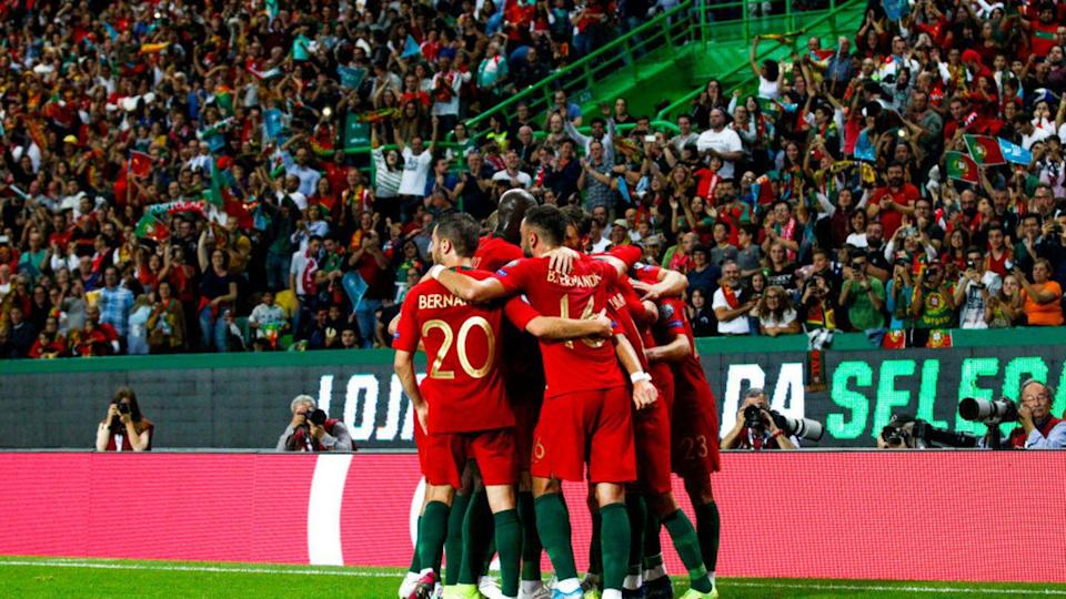 Portugal | Soccrates Images/Getty Images
