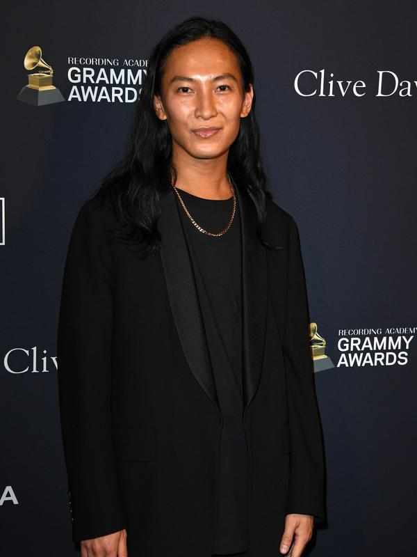 Desainer Alexander Wang menghadiri Recording Academy and Clive Davis pre-Grammy gala di Beverly Hilton, Beverly Hills, California, 25 Januari 2020. (Mark RALSTON / AFP)