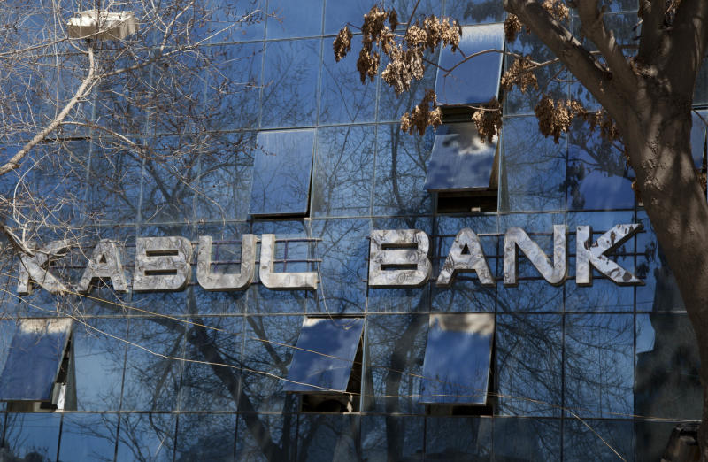 Afghan court sentences Kabul Bank execs to 5 years