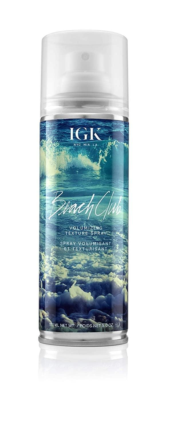 <p>Get that beachy, effortless waves look all year long with this <span>IGK Beach Club Texture Spray</span> ($22, originally $31). It's a non-drying, salt-free texture spray that will add volume right where you want it. </p>